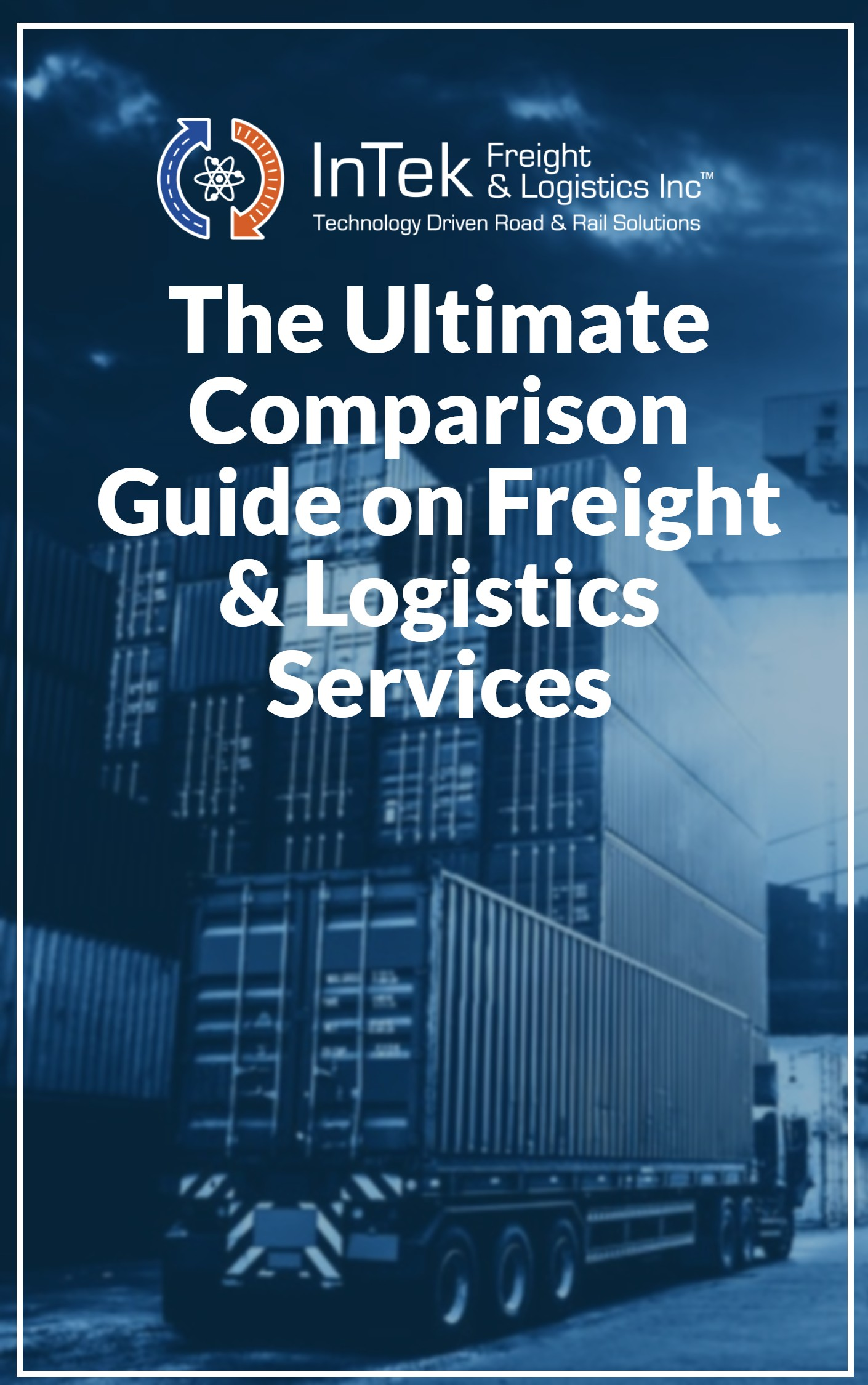 Freight and Logistics Pillar Cover