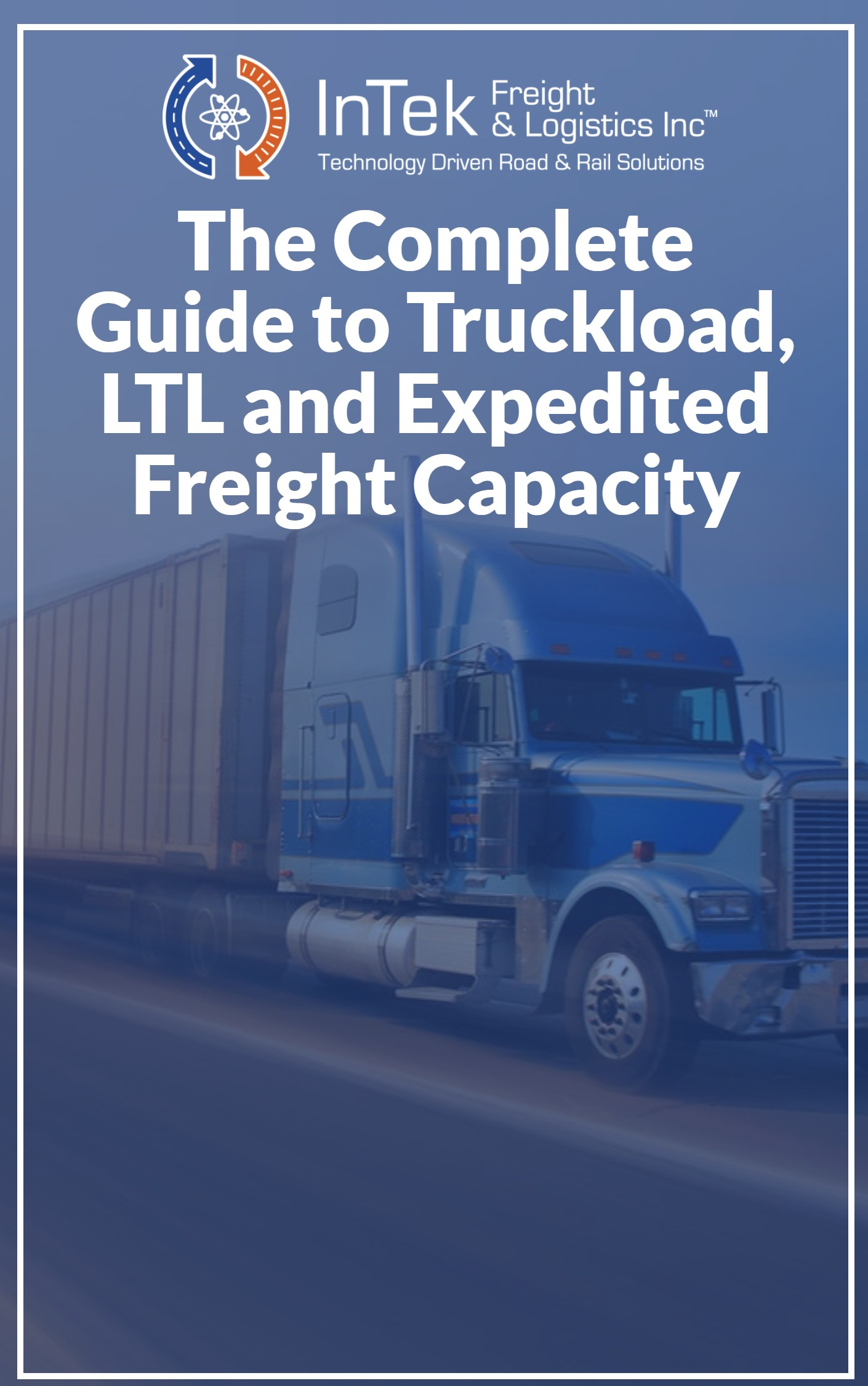 Truckload LTL and Expedited Freight Capacity (7)